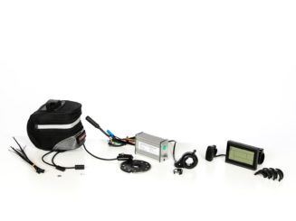 LCD 20A Controller System