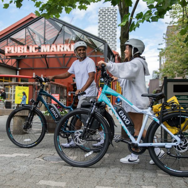 The E-Bike Solution For A Healthier Generation