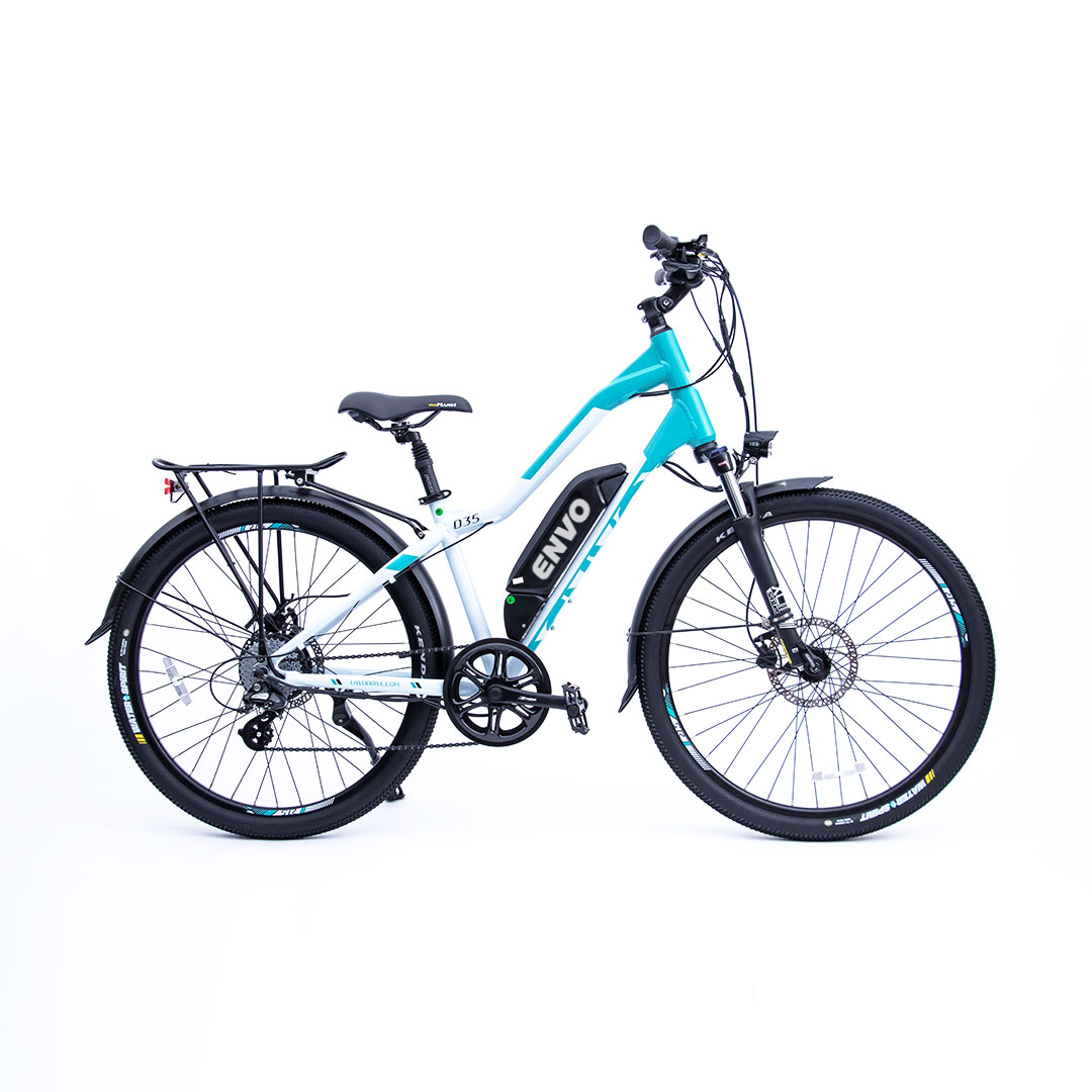 ENVO D35 Ice Teal 16 inch