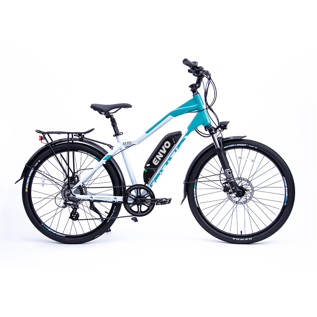 ENVO D35 Ice Teal 18 inch